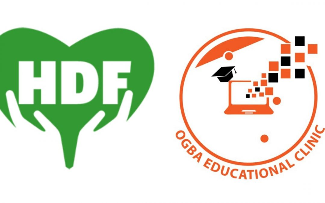 Hosanna David Foundation Partners With Ogba Educational Clinic